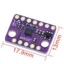 MH ET Sống BMI160 GY BMI160 6DOF 6 Trục Tỷ Lệ Con Quay Hồi Chuyển Trọng Lực  Gia Tốc Kế Cảm Biến IIC I2C SPI Giao Thức Truyền Thông 3 5V sensors  accelerometers