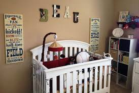 baseball crib bedding set