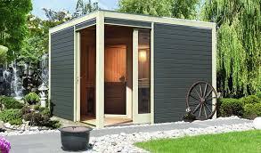 Atrium Concept Vous Propose Une Gamme De Saunas Outdoor De 4 Places à 6  Places, Pour Un Usage à Titre Privé Ou Professionnel, En Extérieur, Alliant  Qualité ...