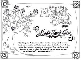 Small Picture 71 best Mustard Seed Parable Crafts images on Pinterest Mustard