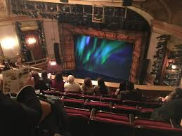 St James Theatre Section Balcony R Row G Seat 20