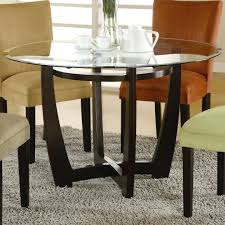48 inch round glass table top 3 4 thick tempered patio