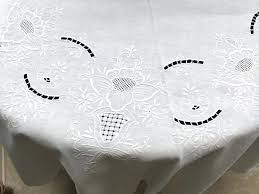 round cotton table cloth round cotton table cloth with embroidery circa cotton linen fabric for round cotton table cloth