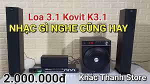 Test dàn loa K839 nghe tất cả các thể loại nhạc đều sướng - YouTube