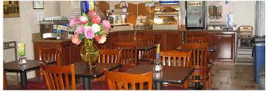 atherton park inn suites dining