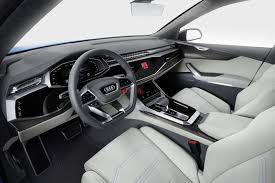 2018 audi q8. unique audi audi q8 concept interior and 2018 audi q8