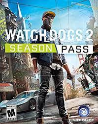Watch Dogs 2 Season Pass Ps4 Digital Code B01gu6o38c