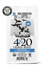 (12 oz.) expect notes of red wine, grape, honey and apricot. Coffees Red Rooster Coffee