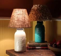 diy mason jar lighting. DIY Mason Jar Lamp Diy Lighting
