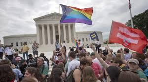 supreme court s decision on same sex marriage expected to boost supreme court s decision on same sex marriage expected to boost health coverage shots health news npr