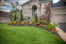 Extraordinary Front Yard Flower Bed Landscaping Ideas Images Decoration  Inspiration