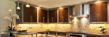 kitchen countertop lighting. Kitchen Cupboard / Under Cabinet Lighting Is A Set Of Lights Installed Underneath The Cupboards In Your Kitchen, Illuminating Counter And Wall Countertop