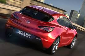 2012 Opel Astra GTC Sport Hatch is…Virtually Here: First Official ...