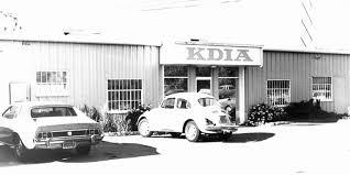 KDIA 1310 Radio Studio Building (Circa 1976) | Bay Area Radio Museum