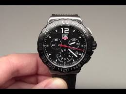 tag heuer formula 1 chronograph men s watch ref cau1110 ft6024 tag heuer formula 1 chronograph men s watch ref cau1110 ft6024
