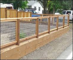 hog wire fence panels home depot plant place cable deck railing home depot