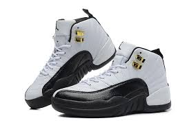 basketball shoes for girls nike black and white. girls air jordan 12 gs white black for womens cheap online sale-1 . basketball shoes nike and l