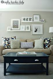 Living Room Wall Designs 25 Best Ideas About Wall Shelf Arrangement On Pinterest Picture