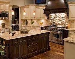 Pic Of Rustic Kitchen Backsplash Tile Ideas Design