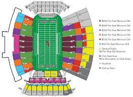 Va Tech Lane Stadium Seating Chart