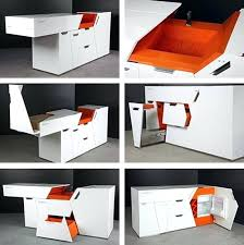 compact furniture small spaces. Compact Furniture Kitchen Office Small Spaces