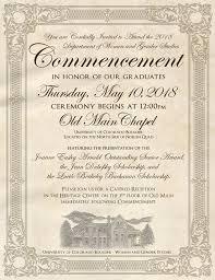 commencement invitations wgst commencement women gender studies university of