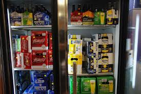 Can You Use A Ebt Card In A Vending Machine Fascinating Beer Sales Spike As Food Stamps Hit Real Time Economics WSJ