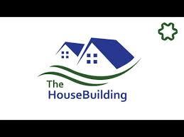 House Logo Design Tutorial In Adobe Illustrator Home Building Logo