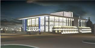 Реконструкция драмтеатра в г Томске Дипломный проект мои  Реконструкция драмтеатра в г Томске Дипломный проект