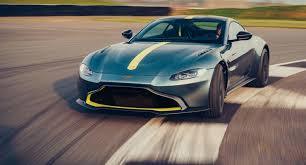 Aston Martin Vantage Amr Das Pure Sportwagen Vergnügen Auto Motor Und Sport
