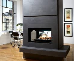 Electric Portable Fireplace Heaters On CustomFireplace Quality Double Sided Electric Fireplace