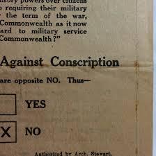 ww essay conscription ww1 essay