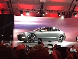Tesla Model Unveiled Mile Range In Under Seconds