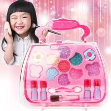 s kids beauty cosmetic case set