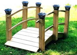 garden bridge kits small garden bridge kits wooden bridges for gardens decorative plans small garden bridge