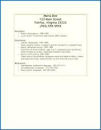 Reference Resume Examples Emberskymewpcontentuploads2424resumetemp 9