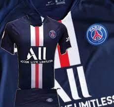 ชุดบอลทีมปารีสแซ็ง-แฌร์แม็งผู้ใหญ่