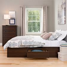 Bedroom:Solid Wood King Size Bed Platform Bedroom Sets Wood Furniture Bed Solid  Wood King