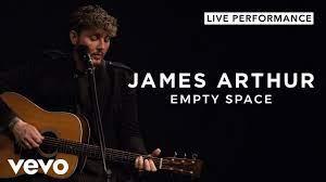 James Arthur - Empty Space (Live) | Vevo Live Performance - YouTube