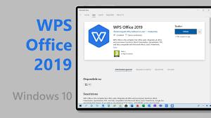 Download Wps Office 2019 Alternativa Gratis A Microsoft