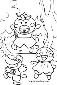 子どもが喜ぶかわいいぬりえ36選 無料ダウンロード Naver まとめ