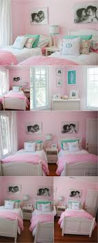 Except I would use turquoise for the walls - that's too much pink for ...