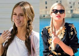 Pigtails Hair Style pigtail braids hairstyles triumphal popularity hairdrome 4747 by wearticles.com
