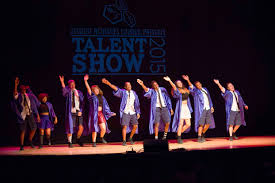 students perform at scad talent show photo essay district konfidential dance team