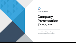 powerpoint company presentation company free powerpoint presentation templates just free slides