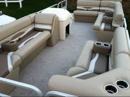 Veada Industries Flagship Pontoon Boat Seats Furniture