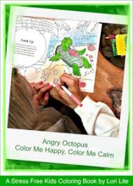 Why Kids Calm Down Coloring And Learn To Self Soothe When Stressed