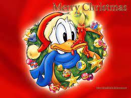 giáng sinh Donald con vịt, vịt hình nền - Vịt Donald hình nền (6040551) -  fanpop