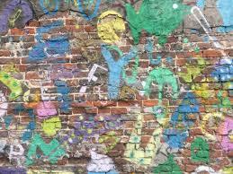 graffiti graffiti art on brick wall