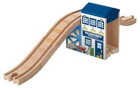 Fisher Price Wooden Railroad Maron Lights Sounds Signal Shed Buy Thomas Friends Fisher Price Wooden Railway Over And